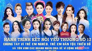 Chương trình 'Hành trình kết nối yêu thương' ở Đà Nẵng bị phạt 20 triệu đồng