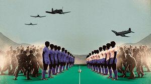 Kỳ khôi cuộc chiến tranh đẫm máu bùng nổ vì bóng đá