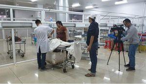 Tình hình sức khỏe của các nạn nhân trong vụ lật xe khách ở Đắk Lắk ra sao?