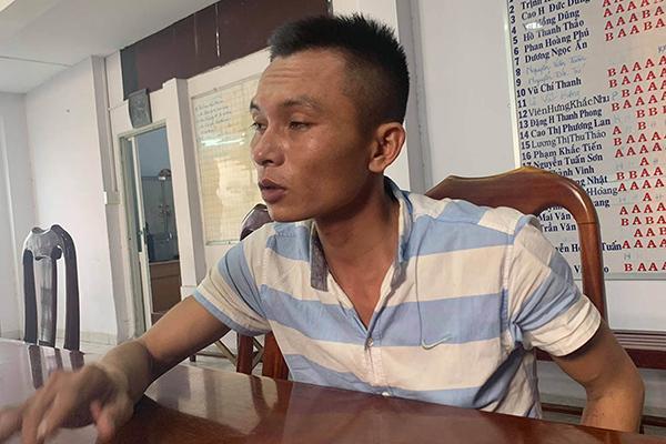Kẻ cắt cổ tài xế GrabBike từng trộm cắp, sống chui lủi trong nghiện ngập