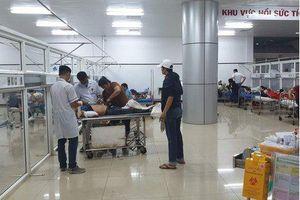 Tình hình sức khỏe của 13 nạn nhân bị thương trong vụ tai nạn lật xe khách