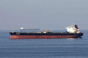 Vệ binh Iran bị nghi bắt tàu chở dầu treo cờ Panama