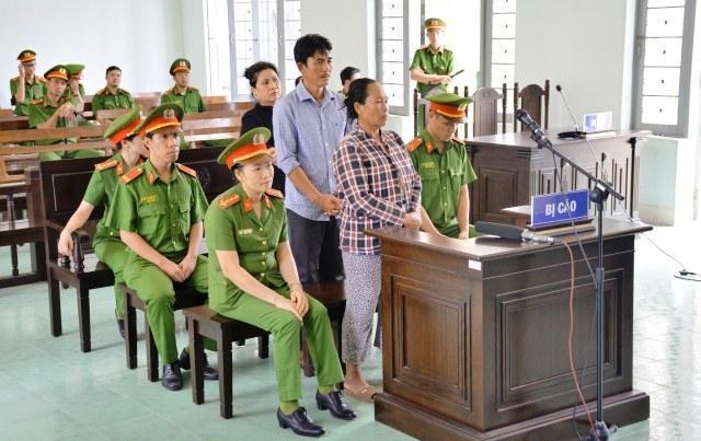 Y án sơ thẩm ba bị cáo 'Gây rối trật tự công cộng' tại Bình Thuận