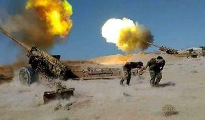 Chiến sự Syria: Tấn công chốt quân sự Syria bất thành, phiến quân bị đánh tan tác