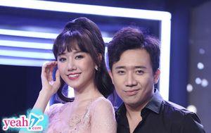 Cặp đôi ' bá đạo ' Trấn Thành - Hari Won chính thức trở lại trong Giọng ca bí ẩn mùa 2