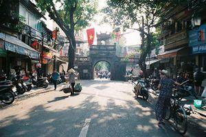 Hà Nội và những con phố siêu ngắn