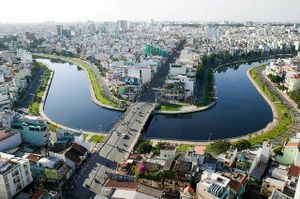 Đề xuất định hướng chiến lược về phát triển đô thị & kiến trúc cảnh quan tuyến đô thị kênh Nhiêu Lộc – Thị Nghè