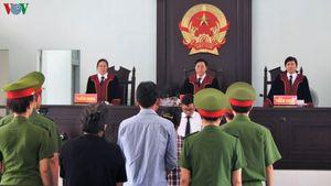 Tòa tuyên y án 8 năm tù với 3 đối tượng gây rối ở Bình Thuận