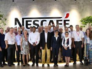 Đại diện Chính phủ Thụy Sỹ thăm nhà máy Nestlé tại Việt Nam