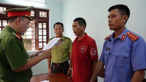 Hà Tĩnh: Khởi tố 3 đối tượng đốt ong gây cháy rừng ở xã vùng biên Hương Sơn