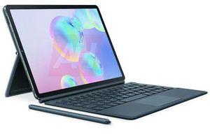 Samsung tiếp tục bị lộ hình ảnh chi tiết Galaxy Tab S6 cực khủng