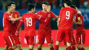 Trung Quốc thở phào khi tránh được Việt Nam ở Vòng loại World Cup 2022