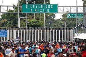 'Đường hầm' không lối thoát của cuộc khủng hoảng di cư