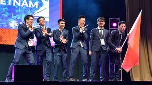 Việt Nam giành 6 huy chương tại kỳ thi IMO 2019