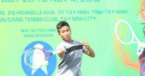 Vũ Hà Minh Đức vào bán kết giải quần vợt trẻ quốc tế