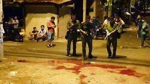 Hỗn chiến kinh hoàng ở Sài Gòn vì đoạn tin nhắn trên điện thoại