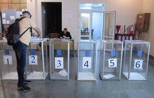 Ukraine tiến hành bầu cử Quốc hội trước thời hạn