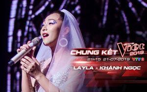 LayLa hóa cô dâu xinh đẹp cùng nghệ sĩ Khánh Ngọc song ca Ave Maria - Take me to church