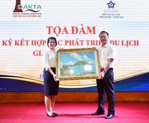 Hiệp hội Du lịch BR-VT kết nối phát triển du lịch với Đắk Lắk