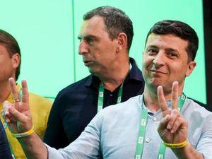 Đảng ông Zelenskiy thắng lớn trong bầu cử quốc hội Ukraine