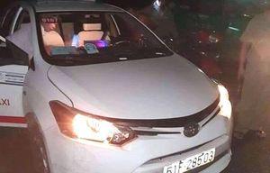 Đã bắt được 2 thanh niên cứa cổ tài xế taxi, cướp tài sản tại Bến Lức
