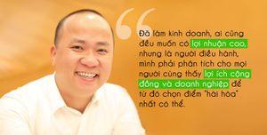 CEO Đào Văn Duy, Tổng giám đốc VIID: Hài hòa để phát triển bền vững