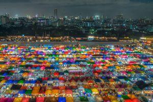 Rod Fai và những chợ đêm nổi tiếng thế giới