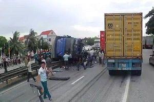 Những vụ tai nạn giao thông thảm khốc trên Quốc lộ 5