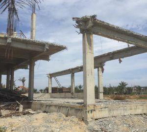 Đà Nẵng: Kiến nghị hình thức xử lý sai phạm 14 dự án xây dựng lấn ra bãi biển