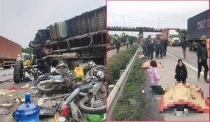 Những vụ tai nạn thảm khốc trên quốc lộ 'tử thần' ở Hải Dương