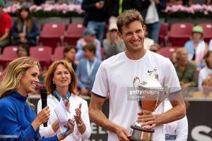 Nicolas Jarry: Chân dung kẻ 'dám' không thần tượng cả Federer, Nadal lẫn Djokovic