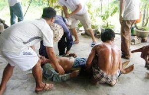 Nghệ An: Chủ tịch hội Nông dân xã bị điện giật tử vong