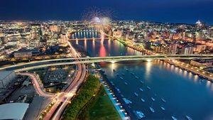 Bạn đã biết hết những dòng sông nổi tiếng của Nhật - Hàn - Đài Loan?