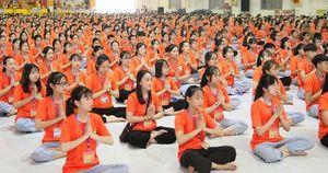 Khai mạc hội trại 'Tuổi trẻ và Phật giáo' năm 2019: 2.000 trại viên hướng tới 'Hào khí Thăng Long'