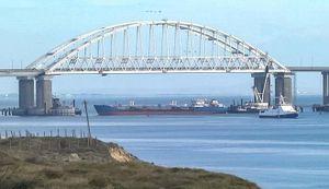 Ukraine đã bắt giữ tàu chở dầu Neyma của Nga