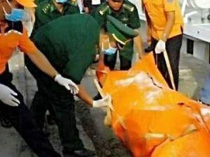 Đã tìm thấy 4 thi thể thuyền viên vụ chìm tàu trên vùng biển Hải Phòng