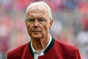 Huyền thoại Beckenbauer dần mất trí nhớ ở tuổi 73