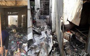 Nỗi xót xa của người mẹ đơn thân liên tục bị đánh đập, ném bom xăng