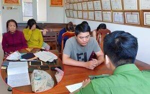 Triệt xóa 4 tụ điểm ghi lô đề ở Quảng Nam, tạm giữ 7 đối tượng
