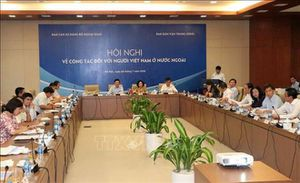 Overseas Vietnamese – significant resources for national development