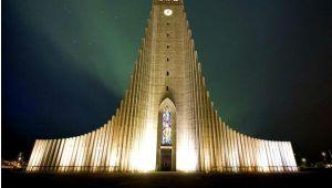 Những linh địa nên đến trong đời: Hallgrimskirkja - Cung đàn bất tận trên bầu trời Iceland