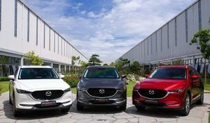 Ra mắt xe Mazda CX-5 mới