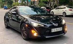 Chi tiết Toyota 86 'hàng hiếm' chỉ 880 triệu ở Sài Gòn