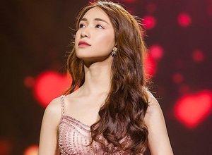 Sau những ồn ào không đáng có, Hòa Minzy tuyên bố tạm ngưng ca hát