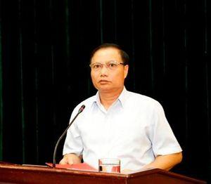 Ban Chấp hành Đảng bộ tỉnh thảo luận, cho ý kiến vào dự thảo Báo cáo tổng kết công tác xây dựng Đảng và thi hành Điều lệ Đảng nhiệm kỳ Đại hội XII
