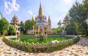Hai chùa Việt lọt top kiến trúc Phật giáo đẹp nhất TG