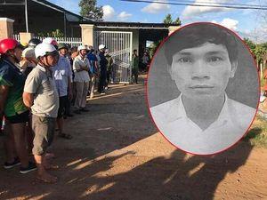 Bắt khẩn cấp nghi phạm giúp đối tượng dùng súng AK bắn người tình ở Đắk Lắk bỏ trốn