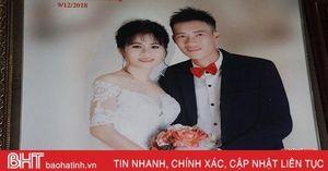 Tìm thấy nam thanh niên Hà Tĩnh mất tích khi làm thuê ở TP. Hồ Chí Minh