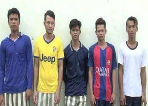 Kiên Giang: Triệt phá nhóm chuyên cướp giật trong đêm