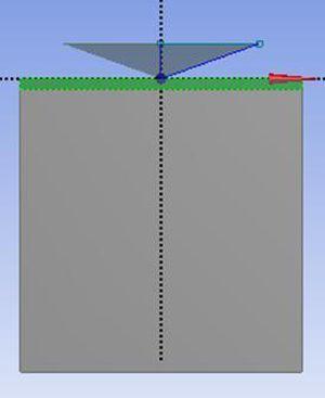 Phân tích, đánh giá sai số trên chuẩn năng lượng theo sự phân bố ứng suất cho màng mỏng nano chịu tải bằng phương pháp phần tử hữu hạn